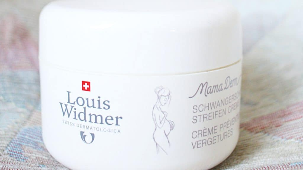 Louis Widmer Stretch Marks Prevention Cream REVIEW