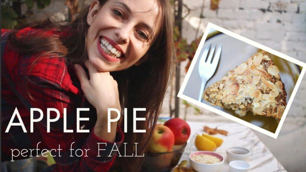 sweet simple vegan apple pie