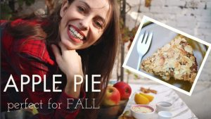 Read more about the article Easy Vegan APPLE PIE – Perfect For Fall
